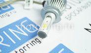 Светодиодные лампы c9 super led 6000lm 6000k h3