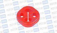 Подушка глушителя красный полиуретан cs20 drive на Лада Калина, Калина 2, Гранта