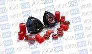 Комплект передней подвески красный полиуретан cs20 drive на ВАЗ 2110-2112