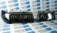 Передние фары черные с линзой на ВАЗ 2110-2112
