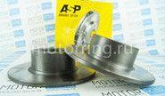 Тормозные диски asp 2101 (r13, невентилируемые)
