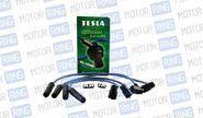 Высоковольтные провода (70% силикон) tesla t771h на ВАЗ 2107, Нива 21214, Шевроле Нива инжектор