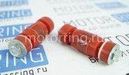 Стойки стабилизатора красный полиуретан cs20 drive на Лада Ларгус, Рено Логан