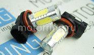 Светодиодные лампы в фары h11-50w
