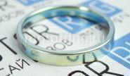 Кольцо кулака поворотного внутреннее грязезащитное ТЗТО на ВАЗ 2108-21099, 2110-2112, 2113-2115, Лада Калина, Гранта, Приора
