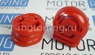 Комплект подушек глушителя красный полиуретан cs20 comfort на ВАЗ 2110-2112