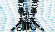 Комплект стоек mrg в сборе газо-масляные для Лада Калина, Лада Гранта, Лада Калина 2 серии komfort арт 21900