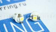 Светодиодные лампы b8,3-1-led 12v