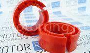 Полиуретановая межвитковая проставка в пружины (автобафер) красный полиуретан cs20 drive