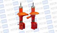 Стойки передние газомаслянные fox ultra line с занижением  (с занижением -50,-70) на ВАЗ 2110-2112