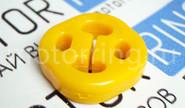 Подушка глушителя желтый полиуретан cs20 comfort на Лада Калина, Калина 2, Гранта