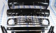 Стайлинг-комплект Урбан (бамперы и решетка радиатора) для Лада 4х4 Нива
