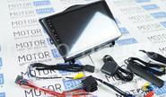 Мультимедийная система (магнитола) atom 9 дюймов Андроид 8.1 с комплектом для установки на Лада Гранта 2