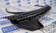 Накладка (жабо) в проем заднего стекла (без скотча) АртФорм на Лада Гранта седан