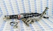 Выпускной комплект Стингер Субару Саунд с глушителем на 16кл ВАЗ 2112