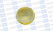Стекло круглой противотуманной фары желтое Освар на ВАЗ 2108-21099