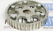 Шестерня разрезная ГРМ (сталь) на 8 кл ВАЗ 2108-21099, 2110-2112, 2113-2115, Лада Приора, Калина