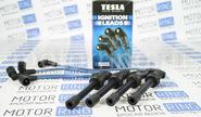 Высоковольтные провода (100% силикон) tesla t774s на 16 кл ВАЗ 2110-2112 инжектор