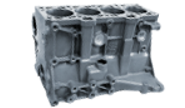 Блок двигателя и комплектующие