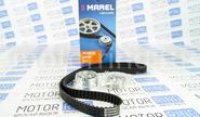 Комплект ремня ГРМ marel magnum с роликами на 16кл Лада Приора, Калина, Гранта, Калина 2, Веста, Икс Рей, Ларгус, ВАЗ 2114 Супер-Авто