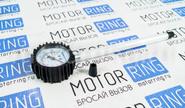 Компрессометр прижимной удлиненный для бензиновых инжекторных двигателей КМ-03 Орион