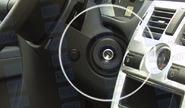 Блокиратор рулевого вала с выключателем зажигания Гарант Бастион 2110 на Лада Гранта с 2019 года выпуска