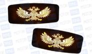 led повторители поворотника оранжевые с гербом (двуглавый орел) на ВАЗ 2108-21099, 2110-2112, 2113-2115, Лада Калина, Приора, Гранта