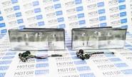Задние фонари с серой полосой для ВАЗ 2108-21099, 2113-2114