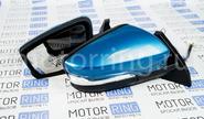 Боковые зеркала Гранта Стиль с электроприводом, обогревом, повторителем поворотника адаптированные для ВАЗ 2108-21099, 2113-2115