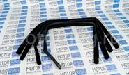 Комплект П-образных уплотнителей опускных стекол ВАЗ 2110, 2112