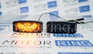 led повторители поворотника со стробоскопом оранжевые с гербом (двуглавый орел) на ВАЗ 2108-21099, 2110-2112, 2113-2115, Лада Калина, Приора, Гранта