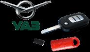Ключи и чипы УАЗ