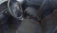 Сиденье переднее водительское на Шевроле Нива (рестайлинг)
