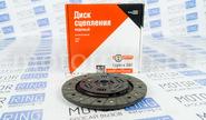 Диск сцепления ведомый красная упаковка ОАТ на Ваз 2108-21099, 2113-2115