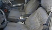 Комплект оригинальных передних сидений с салазками на Лада Приора