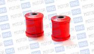Втулка заднего амортизатора красный полиуретан cs20 drive на ВАЗ 2108-21099, 2110-2112, Лада Калина, Приора