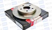 Тормозные диски allied nippon (невентилируемые) для Лада Нива 4х4