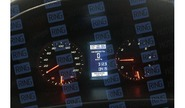 Электронная комбинация приборов Gamma GF 819 Black на Лада Приора, Калина, ВАЗ 2110-2112
