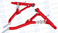 Рычаги регулируемые передние autoproduct под увеличенную на 70 мм колею на ВАЗ 2110-2112, Лада Приора
