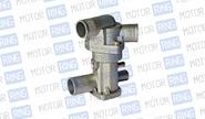 Термостат 85°С нового образца Лузар на ВАЗ 2108-21099, 2110-2112, 2113-2115 инжектор