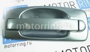 Наружная евроручка двери 2110 Тюн-Авто на ВАЗ 2110-2112, Лада Приора