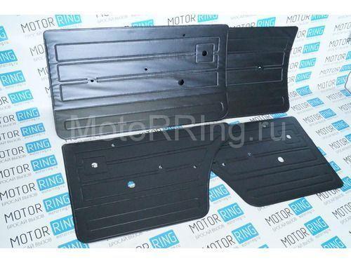 Обивка дверей на ВАЗ 2101-2107
