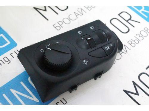Блок управления светотехникой на Лада Приора в комплектации Норма