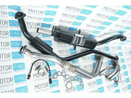 Выпускной комплект Стингер с глушителем на 8кл ВАЗ 2101-2107