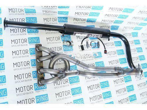 Выпускной комплект Стингер Субару Саунд без глушителя на 16кл ВАЗ 2110-2112