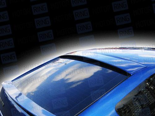 Дефлектор (козырек) заднего окна неокрашенный для Лада Приора хэтчбек