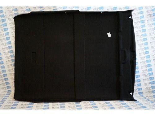 Черный жесткий потолок для 3-дверной Лада Нива 4х4