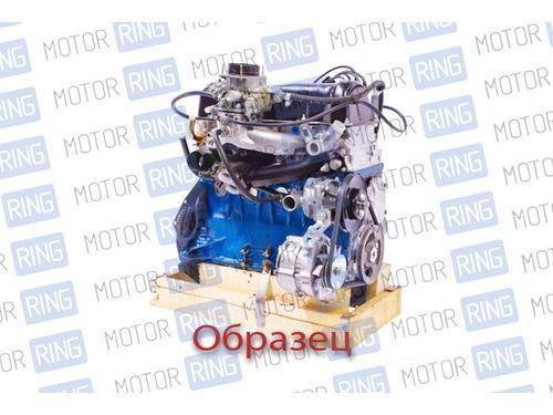 Двигатель карбюраторный ВАЗ 2106 в сборе на ВАЗ 2106, 2107, Лада Нива 4х4 3-двери