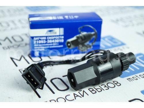Датчик скорости ВИЭ на ВАЗ 2108-21099 с механической комбинацией приборов