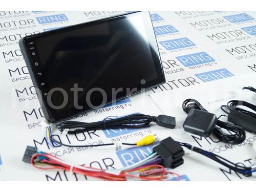Мультимедийная система (магнитола) Teyes SPRO 9 дюймов Андроид 8.1 с комплектом для установки на Лада Калина 2, Гранта